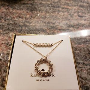 Kate Spade Necklace Set